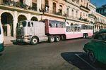 キューバ ハバナ バス カメージョ