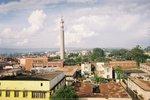 ウガンダ・ジンジャ・街の風景1