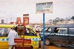 ウガンダ・カンパラ・New Taxi Park
