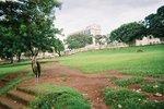 ウガンダ・カンパラ・公園