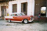 キューバ トリニダー シボレー